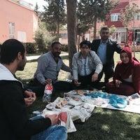 Photo taken at kiziltepe tedas by Sessiz Ç. on 4/9/2014