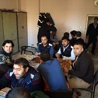 Photo taken at kiziltepe tedas by Sessiz Ç. on 2/18/2014