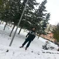 Photo taken at kiziltepe tedas by Sessiz Ç. on 12/13/2013