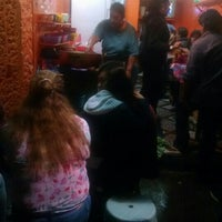 Photo taken at Quesadillas Doña Seve by Mario F. on 6/7/2015