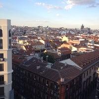 Photo taken at Hotel Emperador Madrid by Douglas J. on 8/15/2014