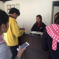 Photo taken at โรงแรมเรือนอินทร์ Ariya Inn by nameisnueng. on 1/13/2016