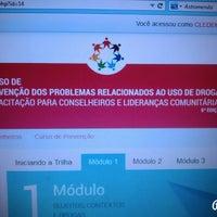 Photo taken at Ead - Curso de Prevenção dos Problemas Relacionados ao Uso de Drogas by Tim Beta Lab - Cledemilson S. on 8/8/2014