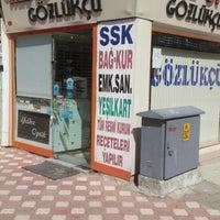 Photo taken at Yildiz optik by Cengiz G. on 8/2/2014