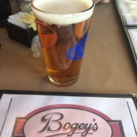 Photo taken at Bogey's Eatery & Spirits by Jason F. on 2/19/2016