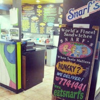 Photo taken at Snarf's Sandwiches by Jason on 10/6/2013