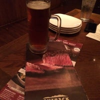 Photo taken at Outback Steakhouse by Jason on 6/10/2015