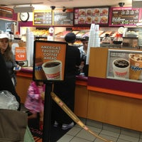 Photo taken at Dunkin' Donuts by Jesse on 9/16/2013