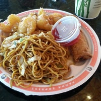 Photo taken at Panda Express by BassX T. on 7/8/2014