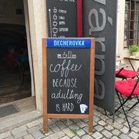 Photo taken at Egon Schiele Café by Berin S. on 8/22/2017