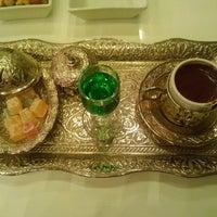 Photo taken at Bıyık Nargile Evi by Tufan K. on 2/28/2014