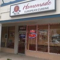 Photo taken at Ruta Restaurant by John T. on 8/28/2014