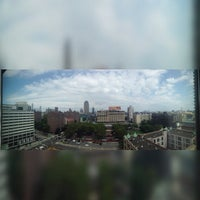 Photo taken at NYU Othmer Residence Hall by Jessica Marie S. on 8/17/2014