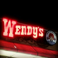 Photo taken at Wendy's by Ashley O. on 10/13/2012
