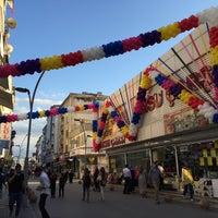 Photo taken at Aksu Çarşı by muhammet ali k. on 9/2/2016