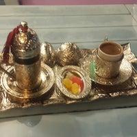 Photo taken at Sisha Cafe by Hülya O. on 6/11/2014