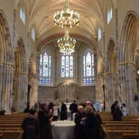 Photo taken at Saint Andrew's Cathedral by Kelvinator B. on 2/2/2014