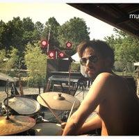 Photo taken at Spazio 211 by Eros G. on 7/18/2014