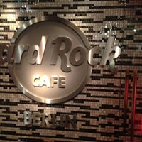 Photo taken at Hard Rock Cafe Berlin by Roeland S. on 11/24/2012