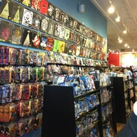 Photo taken at Forbidden Planet by Frank K. on 3/3/2013