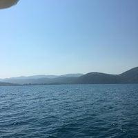 Photo taken at Gökovalı 6 Gezi Teknesi by Züleyha on 8/23/2016