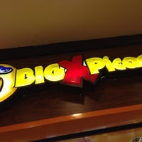 Photo taken at Big X Picanha by Diego S. on 4/7/2014