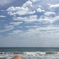 Photo taken at Playa Puerto Rey by Lien C. on 9/10/2018