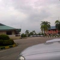 Photo taken at SMO Bangko PT. Chevron Pacific Indonesia by Surbaini S. on 1/10/2014