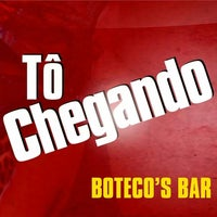 Photo taken at Tô Chegando Boteco's Bar by Airiane R. on 1/4/2014