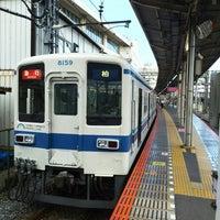 Photo taken at 東武大宮駅 1-2番線ホーム by ばると on 7/14/2017