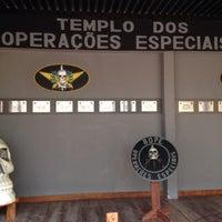 Photo taken at Batalhão de Operações Especiais (BOPE) by Robson P. on 1/26/2015