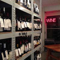 Photo taken at Vine Wine by Nikki M. on 11/12/2012