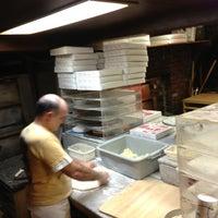 Photo taken at Louie & Ernie's Pizza by Nikki M. on 1/12/2013