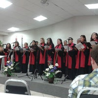 Photo taken at INP Ven Con Nosotros by Giselle M. on 4/20/2014