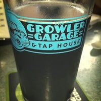 Photo taken at The Growler Garage & Tap House by JJ H. on 7/11/2015