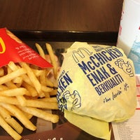 Photo taken at McDonald's & McCafé by Koji O. on 9/2/2013
