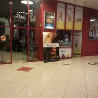 Photo taken at Cinema Towers 3D by Daniyar S. on 12/30/2013