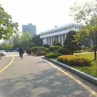 Photo taken at 국세공무원연수원 by Mi-gyeong L. on 5/12/2014