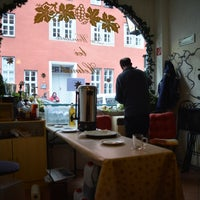 Photo taken at Weinstube Rote Strasse by Kun-Han L. on 2/2/2014