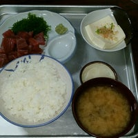 Photo taken at お食事 はせ川 by non² on 9/26/2014