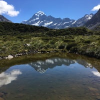 how to get hooker valley track