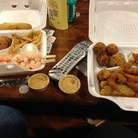 Foto tirada no(a) Captain D's Seafood por anh n. em 1/16/2013