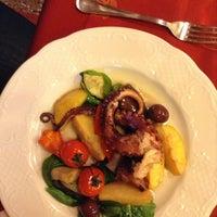 Photo taken at Hiša kulinarike Manna by Sergey X. on 2/13/2013