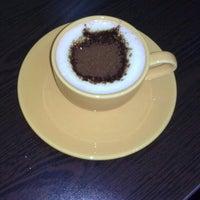 Photo taken at Cafe Alize by Aslı E. on 1/15/2014