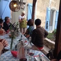 Photo taken at Le Sareymond by Steffen M. on 7/15/2014