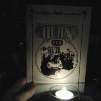 Photo taken at Quips Pub by Ellen A. on 11/6/2012