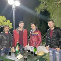 Photo taken at camlik tepesi by Süleyman Ö. on 2/3/2015