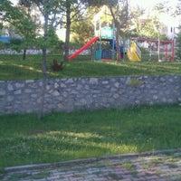 Photo taken at Murat Acar Parkı by Betül K. on 4/29/2014