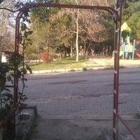 Photo taken at Murat Acar Parkı by Betül K. on 3/31/2014