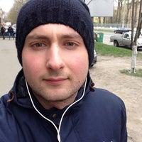 Photo taken at Воїнський пляж by Артем П. on 4/12/2014